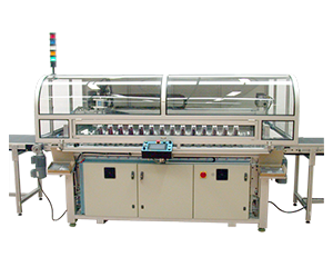 FB 7000 automatic back fastening machine for flexipoints 15 & 25mm & U-shape staples, 70cm x 150cm capacity, only 15 seconds to reset to a new frame size