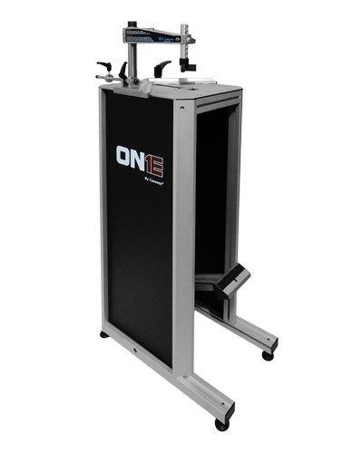 CS1 UNI, foot-operated underpinner (v-nailer), unique and patented aluminum design, designed for simplicity of use, rustproof, long lasting and eco-friendly