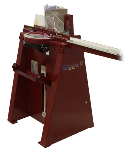Cutting machines : CS 55M2 chopper